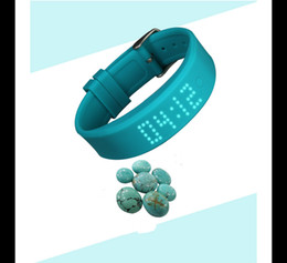 Wholesale Couple Bracelet Male Female - New smart Bluetooth watch B6 smart bracelet smart reminder couples silicone watch smartwatches smartwatch Bluetooth bracelet