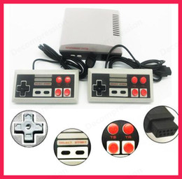 Wholesale Free Games Tv - New modle Mini TV Game Console Video Handheld for NES games consoles with retail boxs hot sale free shipping