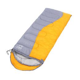 Bolsa de Dormir Termal Adulto Sobre Algodón Pareja Saco de Dormir Otoño Invierno Al Aire Libre de Viaje Cálido Cama CK207G desde fabricantes