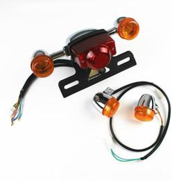 Clignotants avant et arrière de motocyclette électrique, pièces de montage de feu arrière, fabrication exquise, coquille de galvanoplastie ? partir de fabricateur