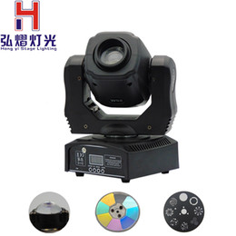Wholesale Moving Head Lights China - (1 pieces lot) Best Quality 60W LED Moving Head Spot Light Moving Head Beam DMX512 China 60w manufacturer
