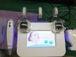 2018 hifu portátil de alta intensidade focado ultra-som liposonix máquina de queima de gordura remoção do enrugamento hifu anti-envelhecimento equipamentos de beleza facial de