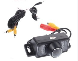 Wholesale Park Sensors - Waterproof HD Car Rear View Camera Reverse Backup Camera Parktronic Sensors Car Rear Auto Parking Camera Parking assist for parking