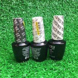 Diseños de uñas de gel online-50 unids 15 ml Gelcolor Soak Off UV Gel esmalte de uñas Fangernail producto de cuidado de la belleza 160colores elegir para el diseño del arte del clavo 273 colores jy258