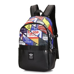 new backpack brands Promo Codes - New Designer Brand Backpacks 2018 Student Fashion Large Men Women Travel Backpack for School Bag Outdoor Travel Bags
