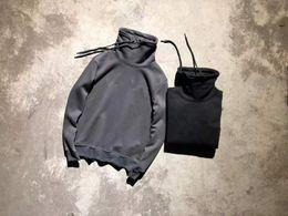Wholesale Turtle Neck Sweatshirts - Couple Longsleeve turtle Neck Letter Print Sweatshirts 2017 High quality Winter Women Man Fleece Slim Hoodies Men outwear Clothes JZ12213