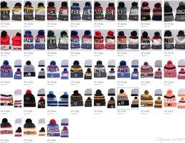 35 styles LNH Maple Leafs Femmes Hiver Tricot Laine Blackhawks Penguins Flyers Requins Bonnets Unisexe Décontracté Casquettes Hommes HipHop Beanie Chapeaux Chauds ? partir de fabricateur