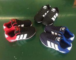 Zapatillas de running ADDAS de alta calidad para niños, zapatillas de lona casuales, diseño clásico, bebés, niños, zapatillas deportivas desde fabricantes