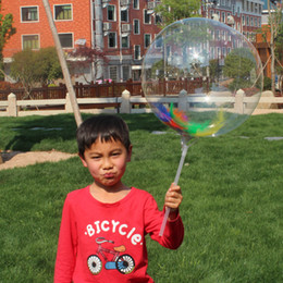 2019 grande stella di natale illuminata Trasparente bomboniera BOBO Balloons TPU palloncini gonfiabili per il compleanno Decorazione per feste di alimentazione giocattoli per bambini Palloncino 0 8zw UU