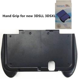 coberturas 3ds Desconto Frete grátis Titular Suporte De Plástico Lidar Com Suporte Capa Protetora Estande mão para o novo 3DS LL novo 3DS XL