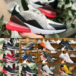 Wholesale purple vapors - Sale 2018 New Vapormax 270 Running Sports Shoes Vapor 270S Black White Red Blue Basketball Sneakers Run Women Men plus off Requin Chaussures