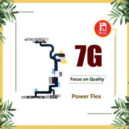 Pour Apple iPhone 7 4.7 Puissance Flex Volume Power Off Off Bouton Bouton de commande de commutateur Connecteur Flex Câble Réparation Pièces De Rechange pour iPhone 7g ? partir de fabricateur