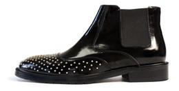 ch.kwok bottes en cuir faites à la main de bottes en cuir faites à la main aux niveaux européen et américain chaussures décontractées ? partir de fabricateur