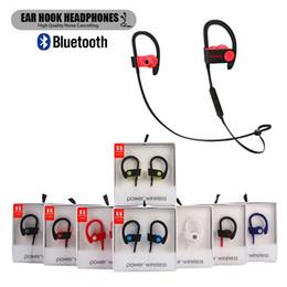 Беспроводная Bluetooth-гарнитура спортивная гарнитура стерео Sweatproof в ушных наушниках шумоподавление Bluetooth-наушники с микрофоном для Samsung iPhone от