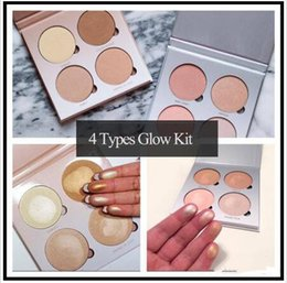 Wholesale Hill Oil - New arrived Anastasia Beverly Hills Highlighter Glow Kit Makeup Sugar That Glow SWEET 5Types Face Blush Powder Contour Palette Matte Bronz