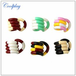 Wholesale fingers toys - Fidget Fiddle Adult Anti Stress Hand Sensory EDC Decompression Toy for Kids Autism Finger Training Novelty Items CCA9690 1200pcs