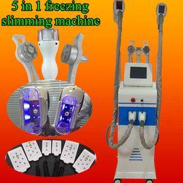 Wholesale Lipo Burn - 2018 new arrival cavi liposuction lipo laser cryolipolysis fat burning machine vacuum cavitation rf machine fat freezing body slimming