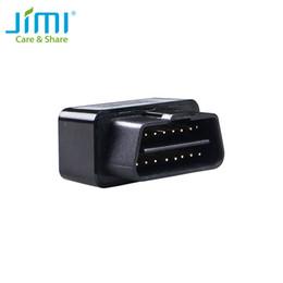 Mini GPS Tracker OB22 Plug Play OBD Rastreador de vehículos con posicionamiento GPS Seguimiento en tiempo real Alarma de desconexión múltiple Alarmas Tamaño compacto desde fabricantes