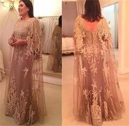417a1342b9d fat prom dresses 2019 - Vintage Arabic Evening Dress 2018 New Fashion Plus  Size Mother of