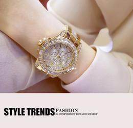 fa87b46176c428 BS Biene Schwester Neue Marke Luxus Quarz Damenmode Armbanduhren Diamant  Stein Frauen Edelstahl Minimalistische Damenuhr C18111301 günstige stein ...