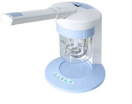 Wholesale ion ozone - Portable household facial steamer with ozone Ion Vapour Steamer 110 220V