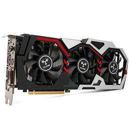 2019 gpu chip Originale colorato iGame1060 U - 3GD5 Top scheda grafica GeForce GTX 1060 GPU Chip 192bit GDDR5 con prezzo a buon mercato gpu chip economici