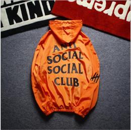 Wholesale jacket sleeve pattern - Casual Designer Men Jacket Coat Sunscreen Mens Clothing Jackets Tops With Letter Printed Lapel Hooded Black Windbreaker Streetwear S-XXL