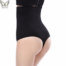 Wholesale Pantie Women - waist trainer modeling strap Control Pantie Women hight waist Slim Body Shaper Wear Slimming Belt Trainer corset shapewear