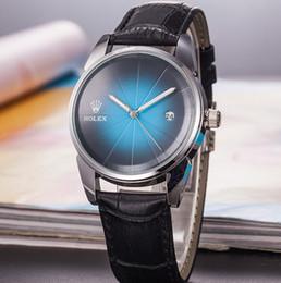 c04e2111555 Caso de ouro 39mm marca de couro de quartzo aaa mens de luxo relógios venda  quente data do dia casual dos homens designer de vestido das mulheres  relógio ...
