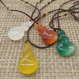 Wholesale maori necklaces - Natural red Chalcedony Nephrite Fish Hook Pendant Fish Hook Pendant Necklace Maori Jewelry