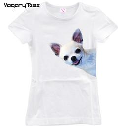 Tops & Tees T-shirts Welsh Corgi Head T Shirt Dog Top Animal Tee Design 2019 New Plus Size Men 2019 Homme Summer Short Sleeve Make Your Own T Shirt