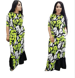 Wholesale club clothes for plus size - 2018 Dashiki African Dresses Top Bazin dress for women African Traditional Private African Custom Clothes dashiki