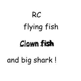 RC Flying Fish Télécommande Jouets Air Swimmer Jouet Gonflable Jouet De Noël Cadeaux De Noël Air Elfes C957 ? partir de fabricateur