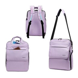 Bolsa de ordenador portátil de la moda coreana online-Tigernu multifunción mujeres mochila moda estilo coreano bandolera mochila portátil mochilas escolares para niñas adolescentes