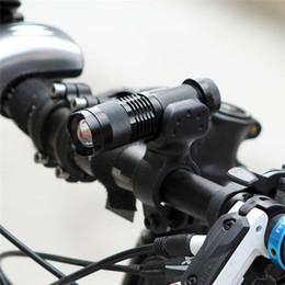 Bicicleta q5 online-Luz de bicicleta 7 vatios 2000 lúmenes 3 Modo Q5 Bicicleta LED Antorcha delantera Lámpara impermeable + Soporte de antorcha Luces de luces de bicicleta Dropshipping