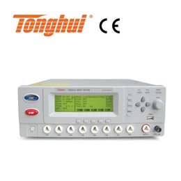 Wholesale Insulation Testers - CE Approval 8-channel scanning AC DC withstanding voltage & insulation tester TH9201S, Current test range AC 0.1mA - 30mA DC 0.01mA - 10mA