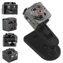Wholesale SQ8 HD Video p DV DVR Mini Kamera Camcorder Micro Cam Bewegungserkennung Mit Infrarot Nachtsicht DHL Schiff