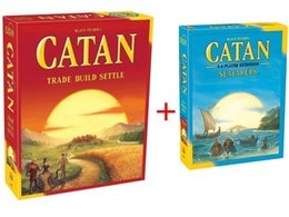 yu gi oh toys Promotion Catan Board Game: Trade Build Settle 5.0 Version   Seafarers 5-6 Player Extension pack