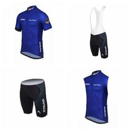 STRAVA Team Велоспорт короткие рукава Джерси (нагрудник) шорты без рукавов жилет наборы горячей продажи быстро сухой велосипед одежда ropa ciclismo гель Pad Q50737 supplier team apparel от Поставщики командная одежда