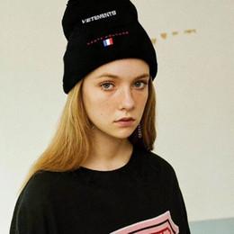 Marque Winter Tide Vetements Gosha Rubchinskiy noah BOX LOGO hommes bonnet tricoté bonnets de tête de mortiformes bonnets hip hop femme ski sports gorros ? partir de fabricateur