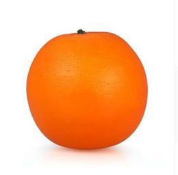 Realistico Arancione falso Artificiale Realistico Frutta Casa Cucina Decorazioni Fotografia Puntelli Frutta per la decorazione di nozze cheap props fake fruit da props frutta falsa fornitori