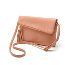 Wholesale Fold Over Purse - Famous Brand Design Small Fold Over Bag Mini Women Messenger bags Leather Crossbody Sling Shoulder bags Handbags Purses Zipper