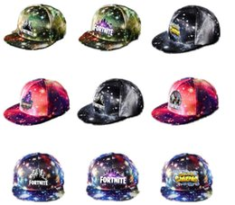 df299b76c25 Multi Men Women Game Fortnite Star Sky Snapback Baseball Cap Unisex Classic  Hiphop Hats Boy Girls Casquette Hat Outdoor Sunshade Ball Cap