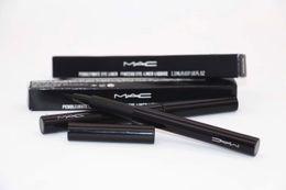 Hot Liquid Eyeliner Negro Impermeable penultimate delineador de ojos pinceau líquido Marca Eye Makeup Cosméticos de Moda 6 unids / lote desde fabricantes