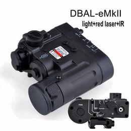 Lampe de poche tactique à élément de chasse laser DBAL-D2 IR et lampe torche à lumière DBAL-EMKII ? partir de fabricateur