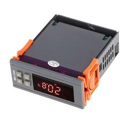 10A Regulador de temperatura LED digital 220V Termómetro Regulador Termocupla de calentamiento y enfriamiento con sensor desde fabricantes