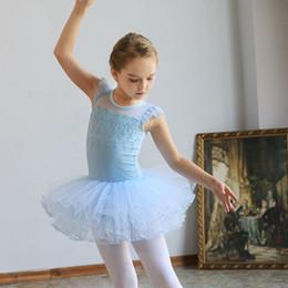 56a9df3f8 Violeta   Rosa   Azul Romântico Ballet Vestido Dancewear Meninas Ballet  Dance Costume Ballerina Crianças Roupas Swan Lake Costumes