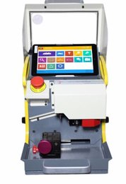 Wholesale Nissan For Sale - DHL free New 8.3 Hot Sale Laser Key Cutter ,Locksmith key cutter, Auto Locksmith Tool ,SEC-E9 laser automatic key cutting machine