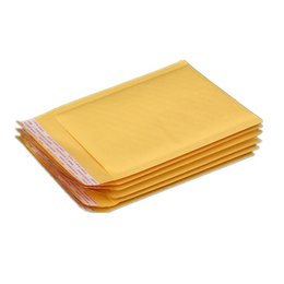 Mail & Shipping Supplies Peerless 160x220mm 1pcs Bubble Envelope Yellow Waterproof Packaging Mailing Bags Envelope