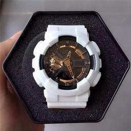 G armbanduhren online-Herren G Stil Sport Outdoor Uhren 2019 Mode Digital LED Schock Wecker Armbanduhren für Mann Männlich New Fashion Herren Armbanduhr